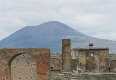 Co wydarzyło się w Pompejach?