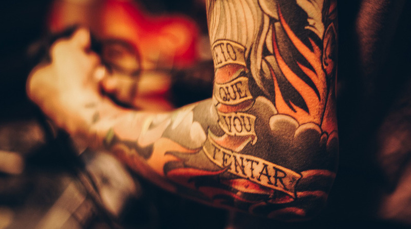 Sentencje na tatuaż